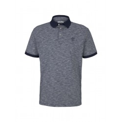 Fein gestreiftes Poloshirt by Tom Tailor