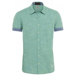 Regular Fit: chemise à manches courtes by Camel