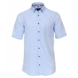 Regular Fit: chemise à manches courtes by Casamoda