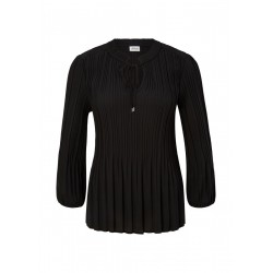 Blouse tunique plissée by s.Oliver Black Label