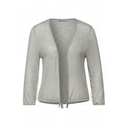 Offene Shirtjacke by Street One