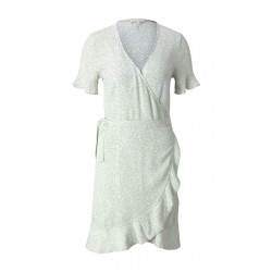Mini robe portefeuille by Tom Tailor Denim
