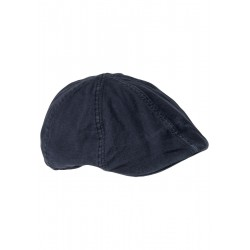 Flat cap with elastic band by Camel