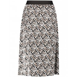 Skirt with a graphic pattern by Gerry Weber Collection