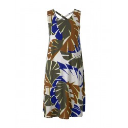 Jersey dress with back detail by Tom Tailor