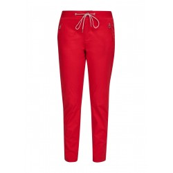 Poplin trousers by s.Oliver Red Label
