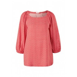 Blouse en viscose by s.Oliver Red Label