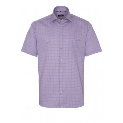 Modern Fit: chemise à manches courtes by Eterna