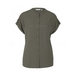 Blouse chemise by Tom Tailor