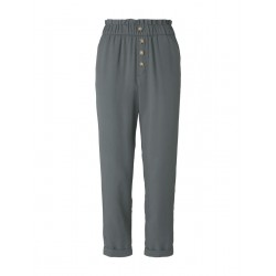 Relaxed tapered pants by Tom Tailor Denim