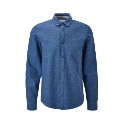 Extra Slim Fit: Langarmhemd by Q/S designed by
