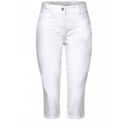 Casual fit trousers by Cecil