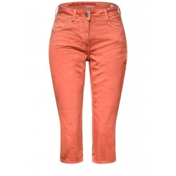 Pantalon casual fit by Cecil