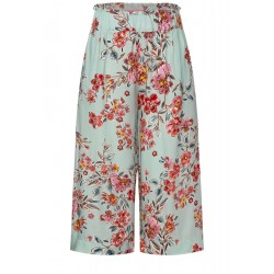 Pants skirt with print by Street One