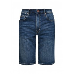 Regular Fit: Bermuda Jeans by s.Oliver Red Label