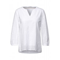 Blouse avec broderie by Cecil