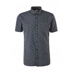 Extra Slim Fit: short sleeve shirt by Q/S designed by