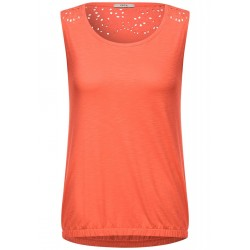 Top avec broderie by Cecil