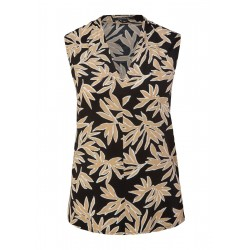 Sleeveless blouse by Comma