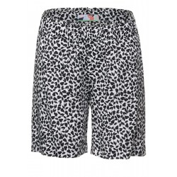 Loose Fit Shorts mit Print by Street One