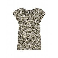Print blouse FANNIE ABSTRACT by Opus