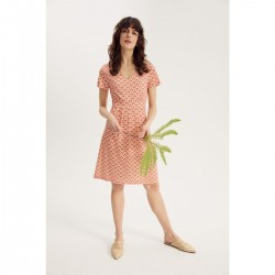 Jersey dress by More & More
