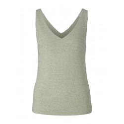 Structured knitted top by Tom Tailor Denim