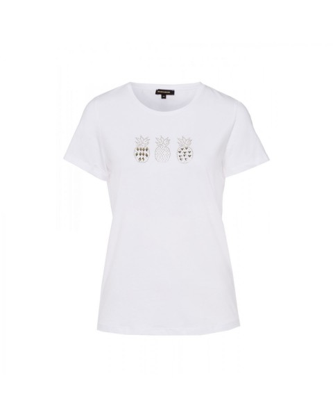 T-Shirt ananas by More & More