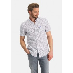Regular Fit: chemise à manches courtes by State of Art