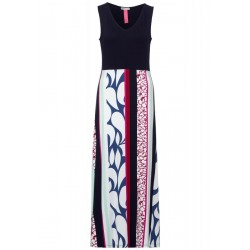 Maxi dress in multicolour by Street One