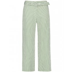 Pantalon 3/4 à rayures fines by Gerry Weber Collection