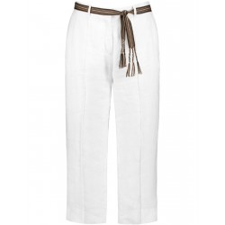Jupe-culotte en lin by Gerry Weber Collection
