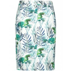 Skirt with an exotic pattern by Gerry Weber Edition