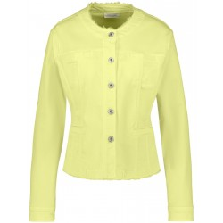 Jeansjacke mit Fransenkante by Gerry Weber Collection