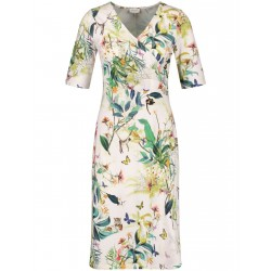 Robe avec effet cache coeur by Gerry Weber Collection