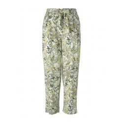 Patterned culotte pants by Tom Tailor