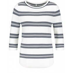 Pull avec motif à rayures by Gerry Weber Casual