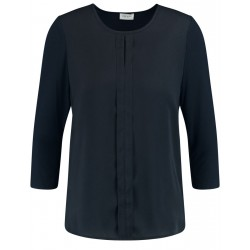 Blouse with jersey back by Gerry Weber Collection