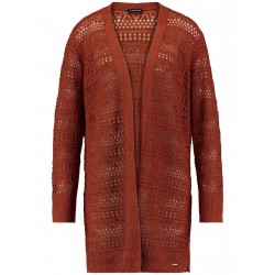 Cardigan en maille ouvert by Taifun