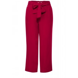 Pantalon ample à jambes larges by Street One