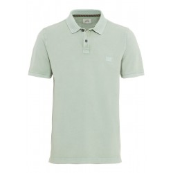 Polo shirt in cotton by Camel