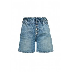 Denim shorts by Q/S designed by