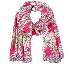 Scarf with a colorful pattern by Gerry Weber Collection