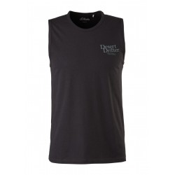 Jersey tank top by s.Oliver Red Label