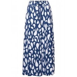 Maxi skirt with print by Street One