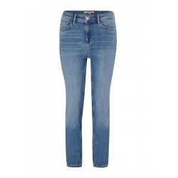 Hyperstretch-Jeans mit Waschung by Comma CI