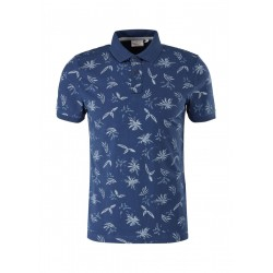 Polo imprimé en jersey by s.Oliver Red Label