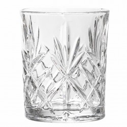 Water glass by Bloomingville