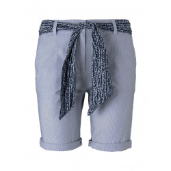 Relaxed chino Bermuda shorts by Tom Tailor