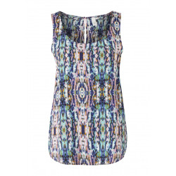 Sleeveless blouse by Q/S designed by